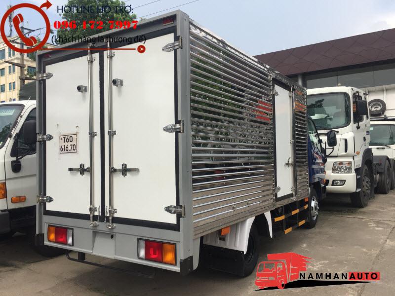 Giá Xe N250SL Thùng Kín 2.5 Tấn Thành Công