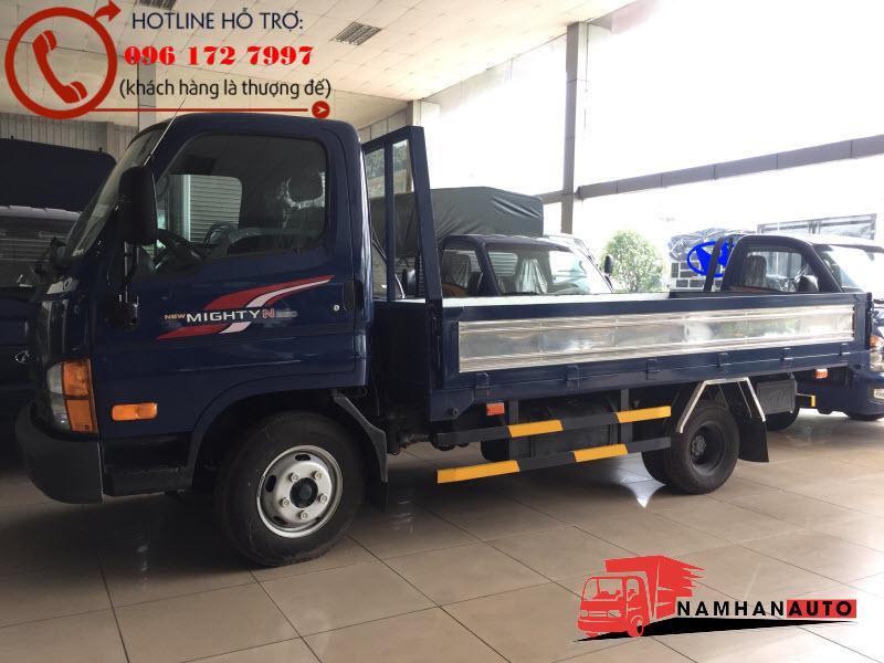 xe hyundai n250 thùng dài