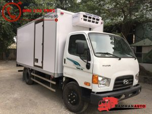 Hyundai 110S Đông Lạnh 7 Tấn Thành Công