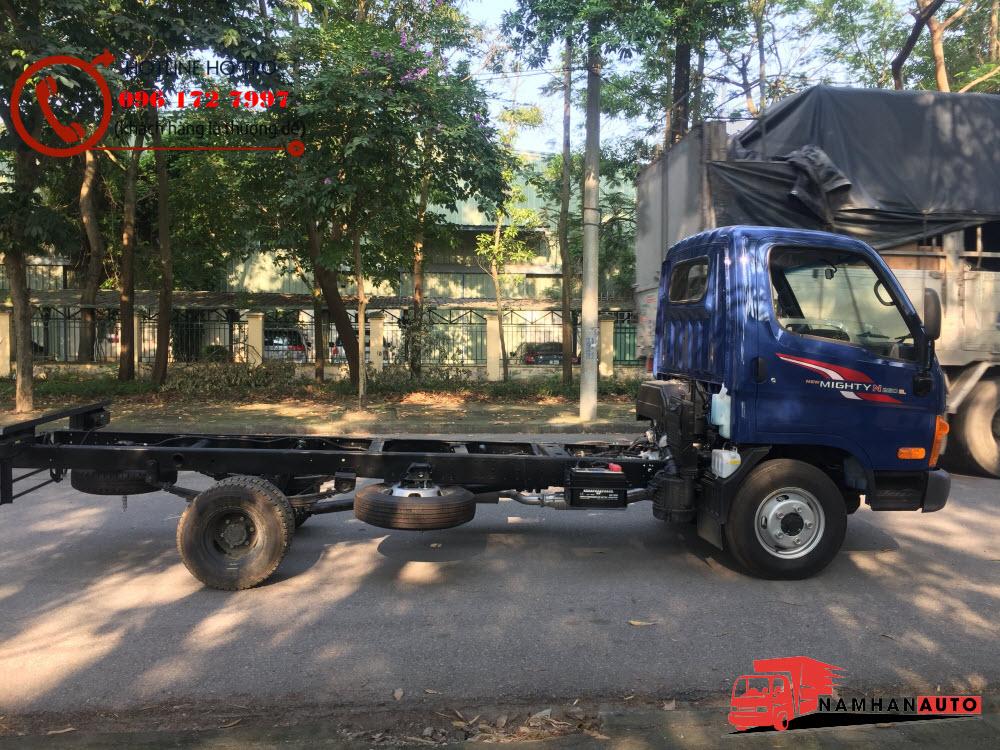 Giá Lăn bánh Xe hyundai N250SL