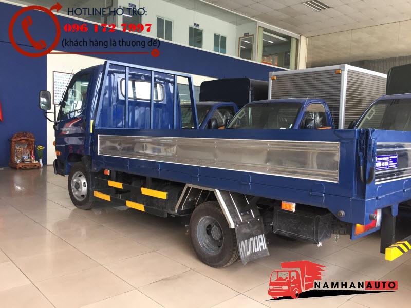 Giá Xe N250SL Thùng Lửng Thành Công