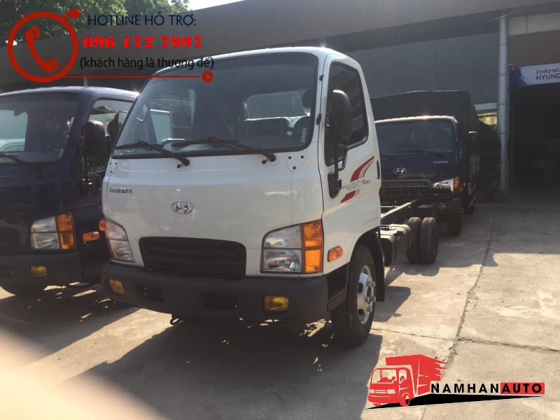Giá Xe N250SL Tại Quảng Ninh