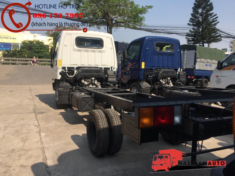 thông số xe tải n250sl