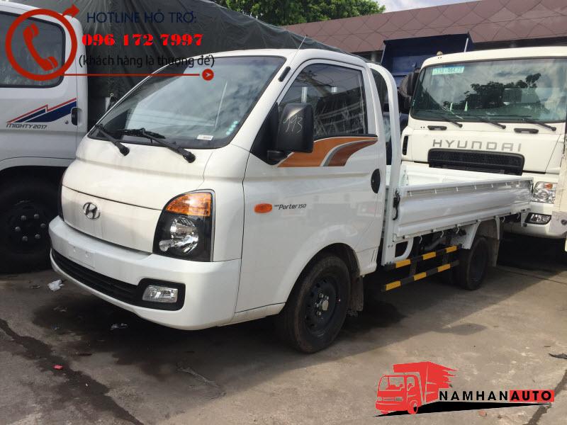 Thông Số Hyundai H150 Thùng Lửng 1.5 Tấn Thành Công