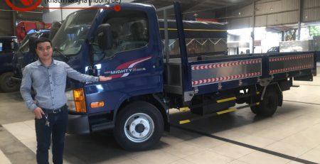 Giá Xe 2.5 Tấn Hyundai N250SL Thành Công