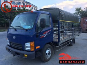 xe chở gà vịt hyundai n250sl