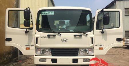 chi phí lăn bánh xe hyundai hd240