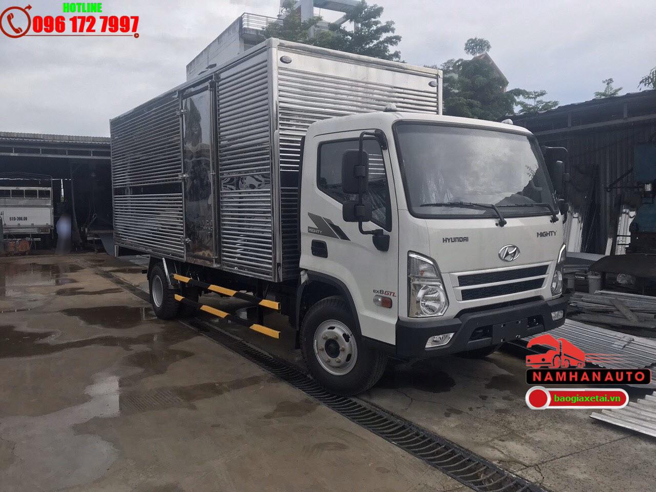 giá xe tải hyundai ex8 gts1