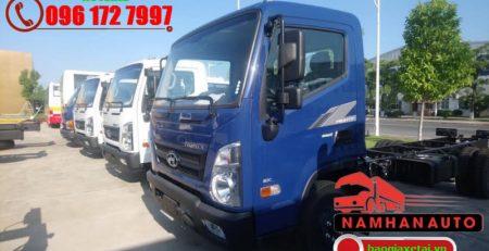 giá xe tải hyundai ex8 gtl
